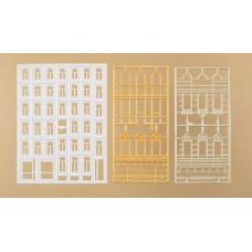 Παράθυρα και τοίχοι Auhagen 48651