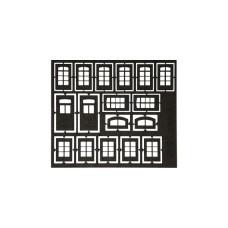 Πόρτες και παράθυρα (διακόσμηση)