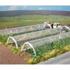 Σήραγγες φυτών (θερμοκήπιο) από διαφανές πλαστικό Busch 1399
