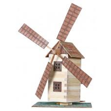 Σπιτάκι ξύλινο 3D WALACHIA No 34