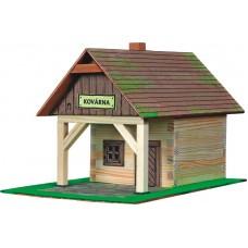 Σπιτάκι ξύλινο 3D WALACHIA No 8