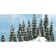 Έλατα χιονισμένα 6-13,5 εκ. Busch 6466