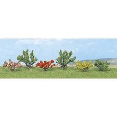Θάμνοι διάφοροι περίπου 3- 5 εκ. ύψος (Busch 6055)