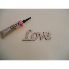 Σημίδα με λέξη LOVE