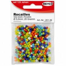 Χάντρες γυάλινες Meyco 201-36
