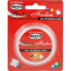 Κλωστή πλαστική διάφανη Meyco 65197
