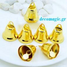 Καμπανάκια ανοιχτά χρυσά