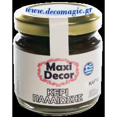 Κερί παλαίωσης 100 ml Maxi Decor
