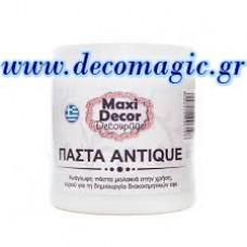 Πάστα παλαίωσης (antique) 250 ml Maxi Decor