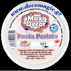 Πάστα πέρλας 100 ml Maxi Decor