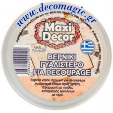 Βερνίκι 100 ml νερού Maxi Decor