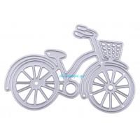 Μήτρα μεταλλικό ποδήλατο scrapbooking (κοπτικό)