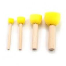 Σφουγγαράκια σκίασης - σταμπαδόροι  (4 τεμάχια)